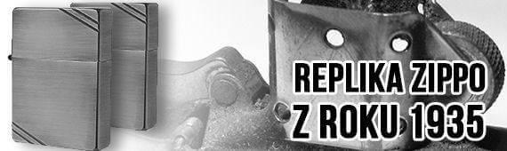 e-Zapalovače.cz - Zapalovač Zippo Replice 1935